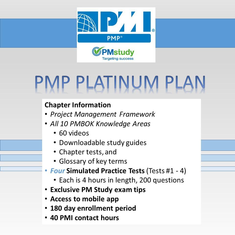 Pmp Platinum Plan